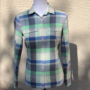 J.Crew Plaid Shirt